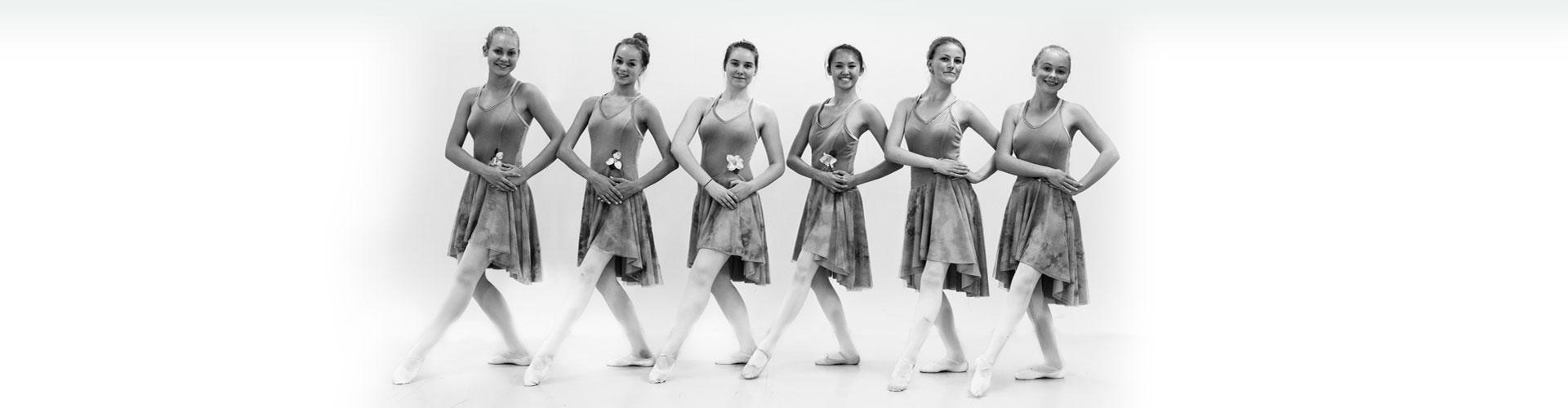 seks dansere