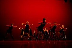 Voksne dansere