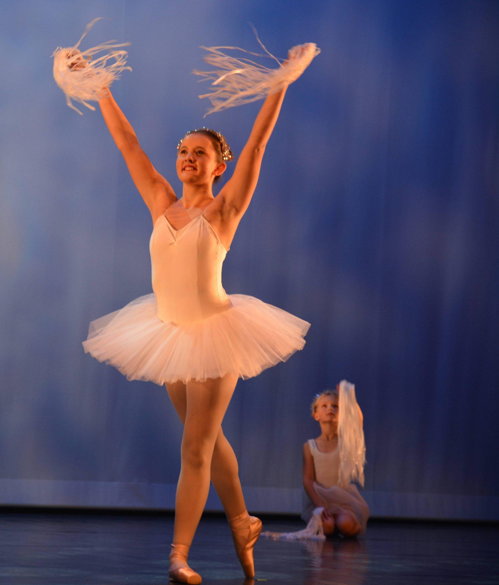 Ballettdanserinne