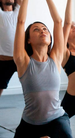 dame danse yoga
