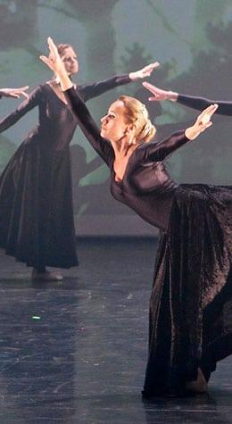 voksen dans